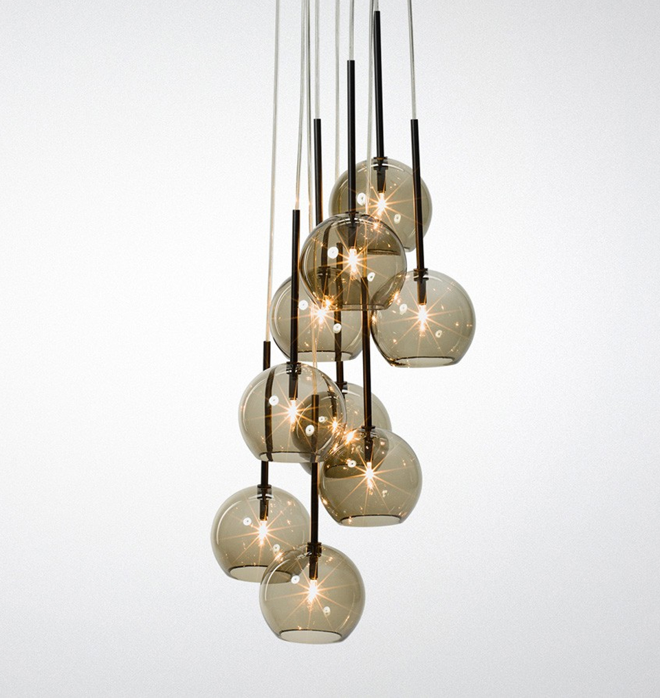 Ice Chandelier by &Tradition